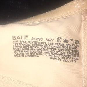 Bali Intimates & Sleepwear - Bali Strapless Bra size 42 B NWT